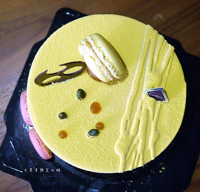 10 Cadeau 可朵法式甜點 母親節蛋糕