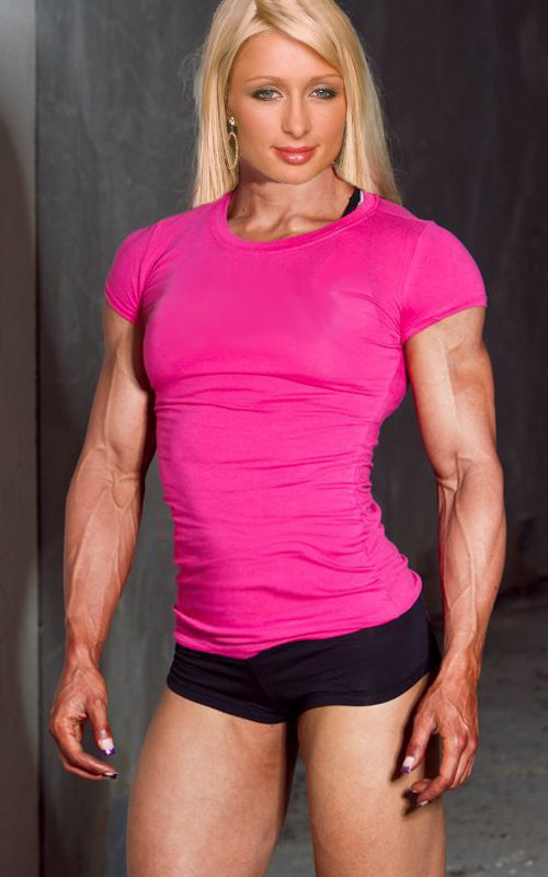 Search Results for morphs | FemaleMuscle, Female ...