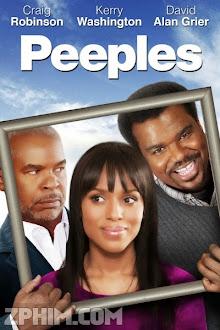 Nhà Peeples - Peeples (2013) Poster