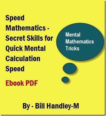 Quick mathematics book free download