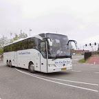 Mercedes Tourismo van Van Vlastuin Tours