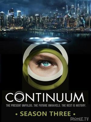 Phim Cổng thời gian (Phần 3) - Continuum (season 3) (2014)
