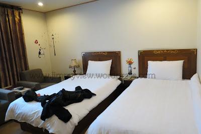 Goodstay December Hotel Room