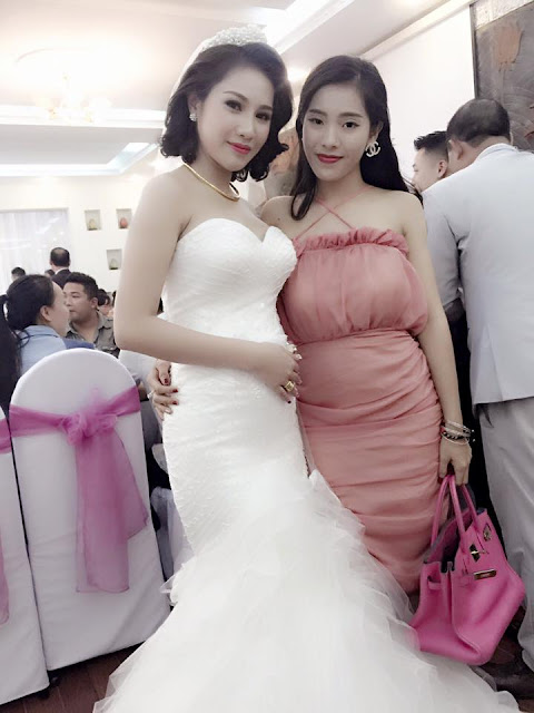 Hot girl Bảo Quyên