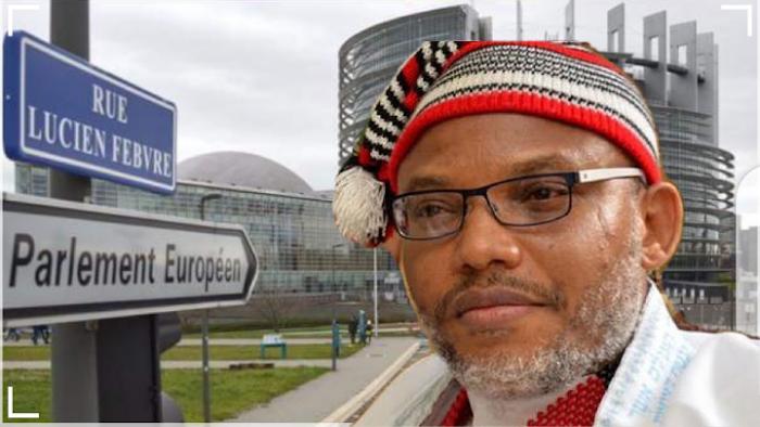 Fear grips Nigeria Govt As European Parliament Invites Nnamdi Kanu over Biafra