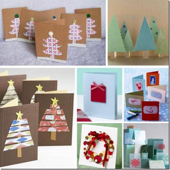 manualidades tarejtas navidad todonavidad info (33)