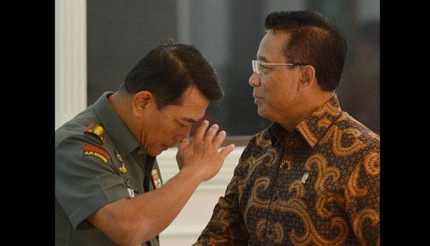 Eks Panglima TNI Komentari Moeldoko: Mengorbankan Integritas, Nama Baik Sirna dalam Sekejap