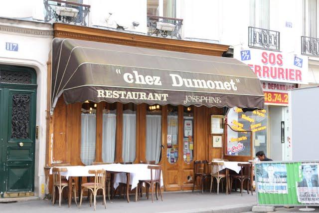 Chez Dumonet Paris (Amazing Duck Confit)