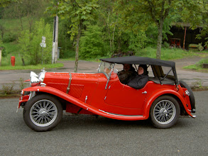 Photo: 1934 Wolseley Hornet Special