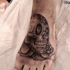 skull - tattoo designs