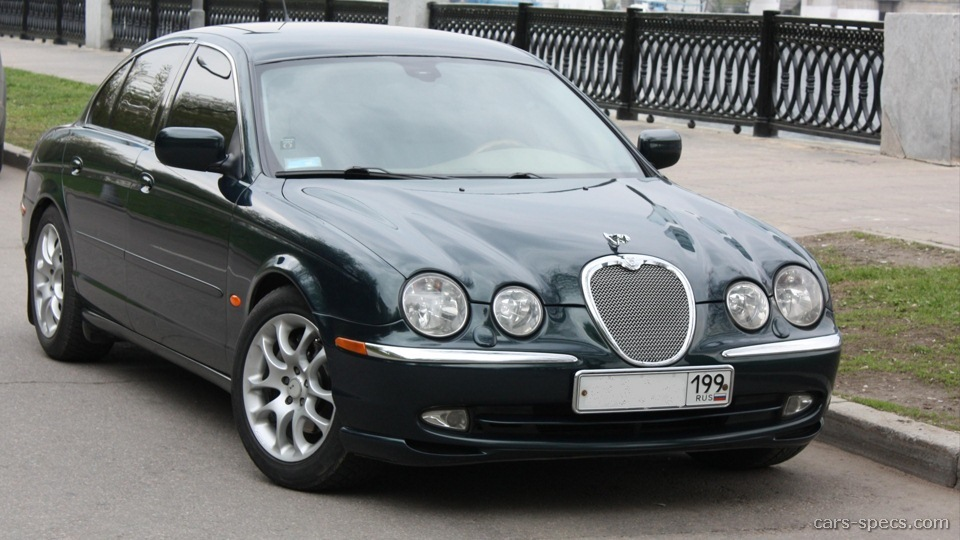 2000 Jaguar S-Type Sedan Specifications, Pictures, Prices