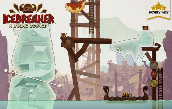 Icebreaker: A Viking Voyage đã có mặt trên App Store 2