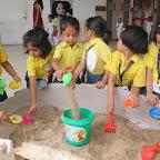 Sand Play (Sr.KG.) 21-7-14