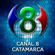 Logo Canal 8 Catamarca
