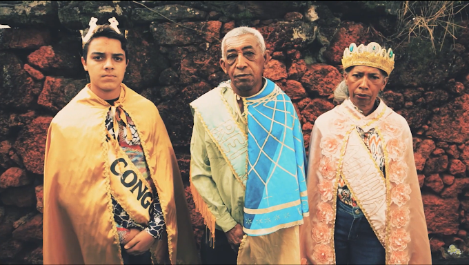 Documentário patense sobre Congado concorre em festival internacional de cinema