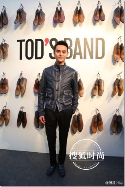 2016.01.17 Wang Kai X Milan Fashion Week AF16 X TODs 王凱 2016秋冬男裝週 07