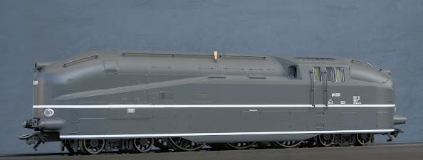 Modeli parnih lokomotiva DRG M39618-Lv