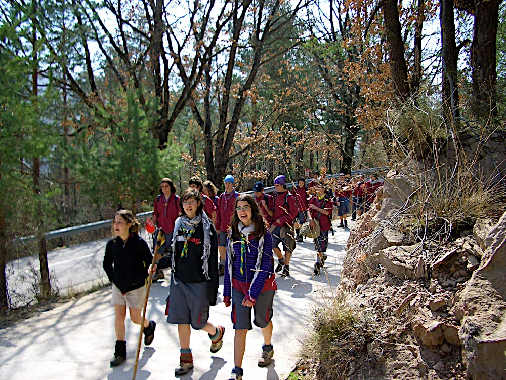 Campaments amb Lola Anglada 2005 - CIMG0324.JPG