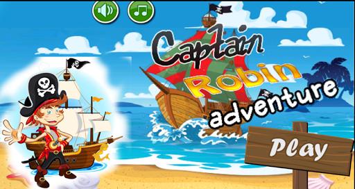 Captain Robin Pirate adventure