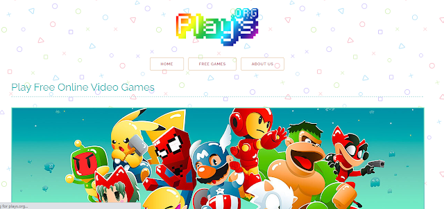 play.org games online