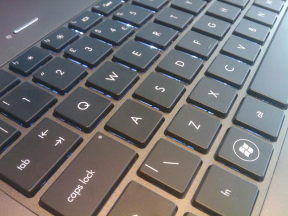 HP Enkey 17 Keyboard