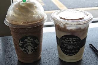 Photo: Aamukahvit Starbucksilla