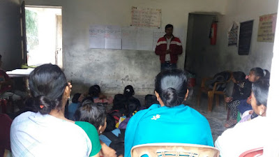 Dream building, self assessment and action plan at Karebari, Bongaigaon