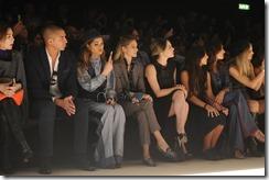 David Trezeguet;Negin Mirsalehi;Olivia Palermo;Aurora Ramazzotti;Laura Chiatti;Jolanda Renga;Ambra Angiolini;Chiara Ferragni