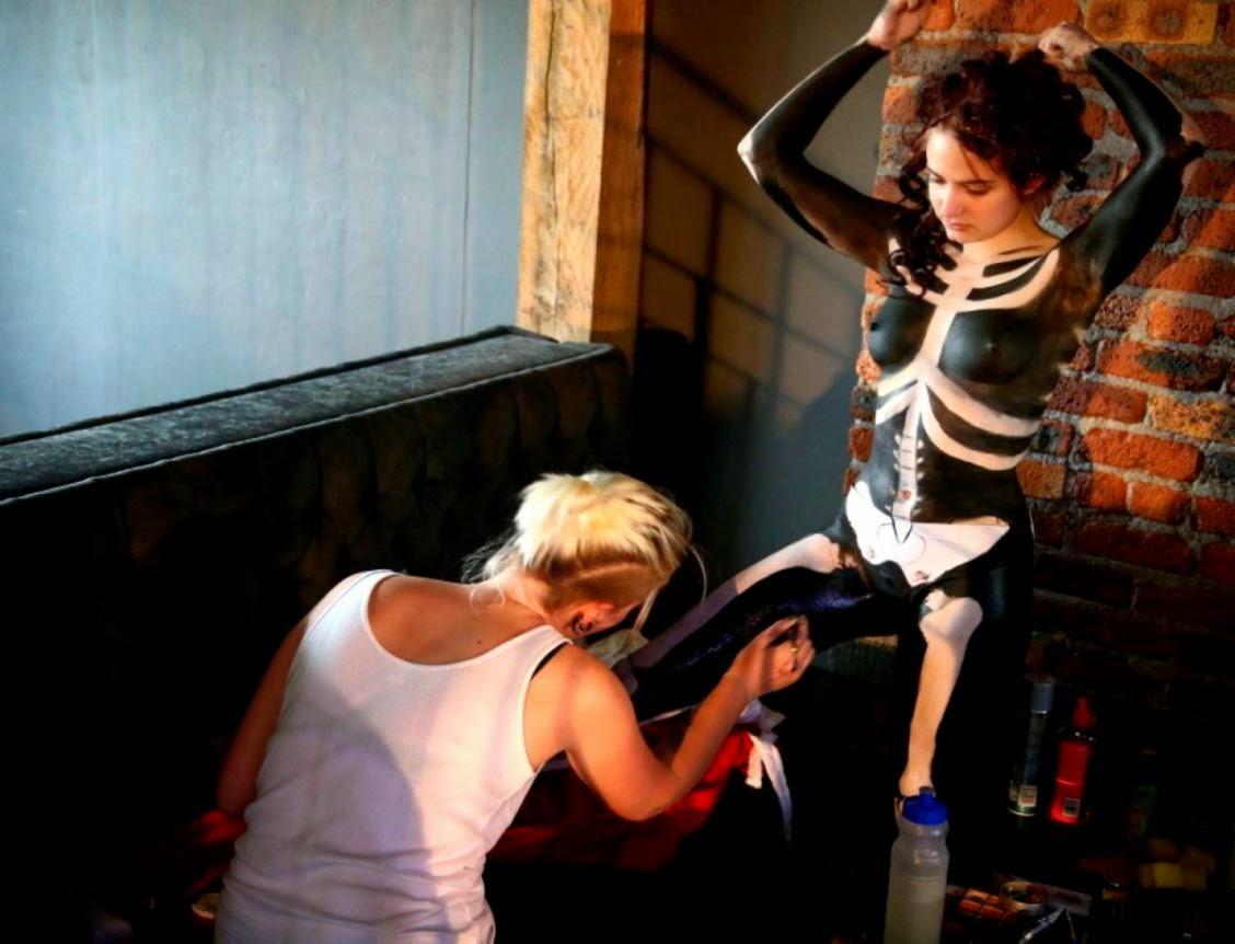 Bodyspectra body painting festival   Photos   Bodyspectra 2012