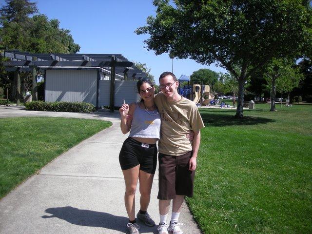 Goggler's Beer Mile 2009