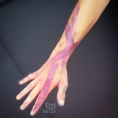 esta_cor-de-rosa_pincelada_aquarela_tatuagem