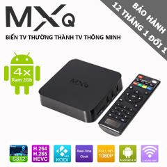 tivi box android mxq 1gb