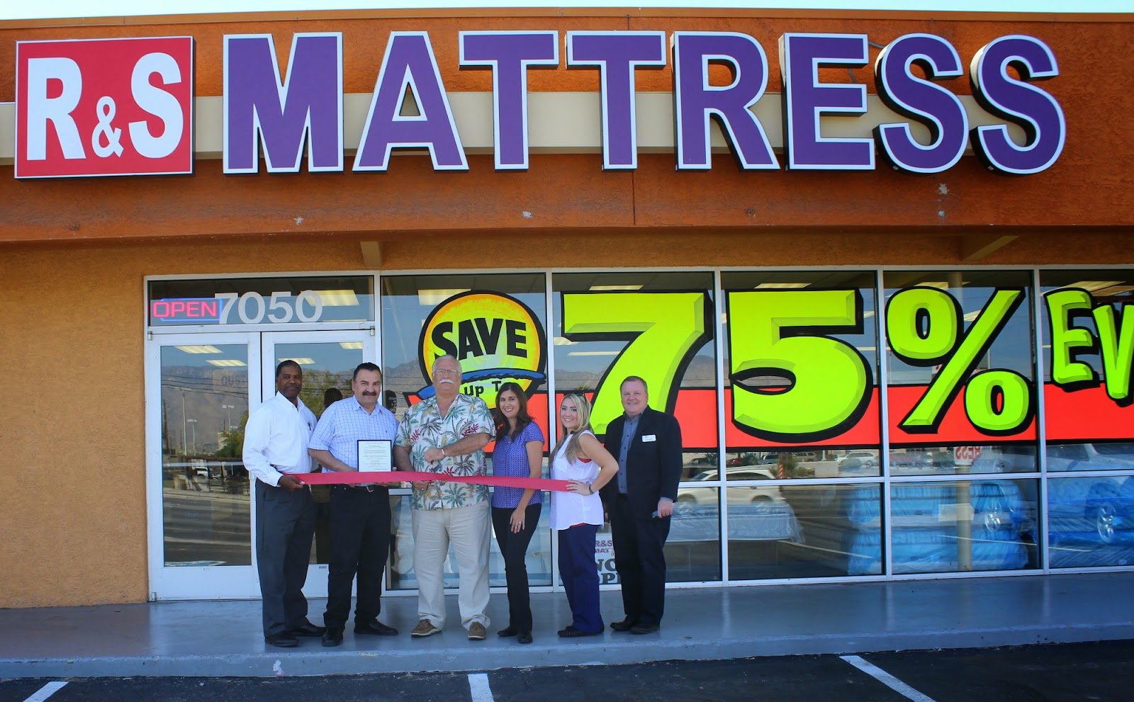 Sales on Brooklyn Bedding also on name brand mattresses. With savings up to 75%, with 30 day comfort guarantee, with no re-stocking fee!  R&S Mattress 7050 E. Broadway Boulevard, 85710 (520) 722-9066