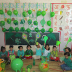 Green Colour Day (Nursery) 29.11.2016