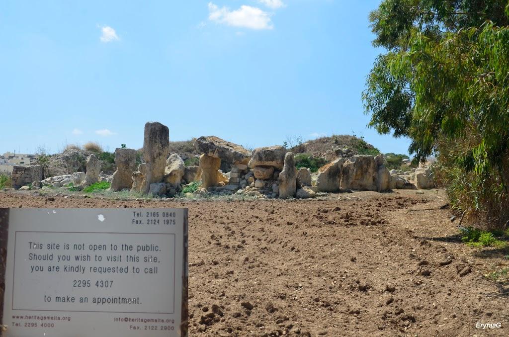 Borg in Nadur Prehistoric Temple