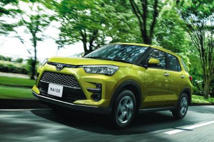 Inden Toyota Raize Mulai Dibuka, Simak Estimasi Harganya | Harga Mobil Toyota Turun