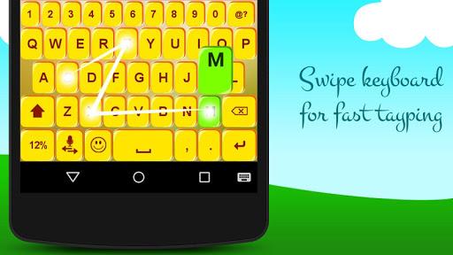Sunny Mega Keyboard Theme