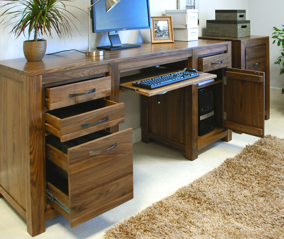 Chic Home Office Furniture Wooden Store