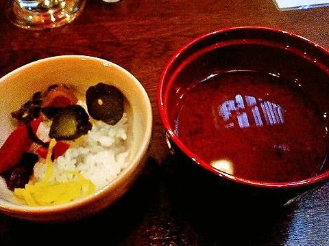 ご飯&味噌汁(【愛知県一宮市】Fungoフンゴ)