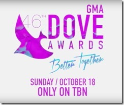 GMA DOVE AWARDS SCREEN