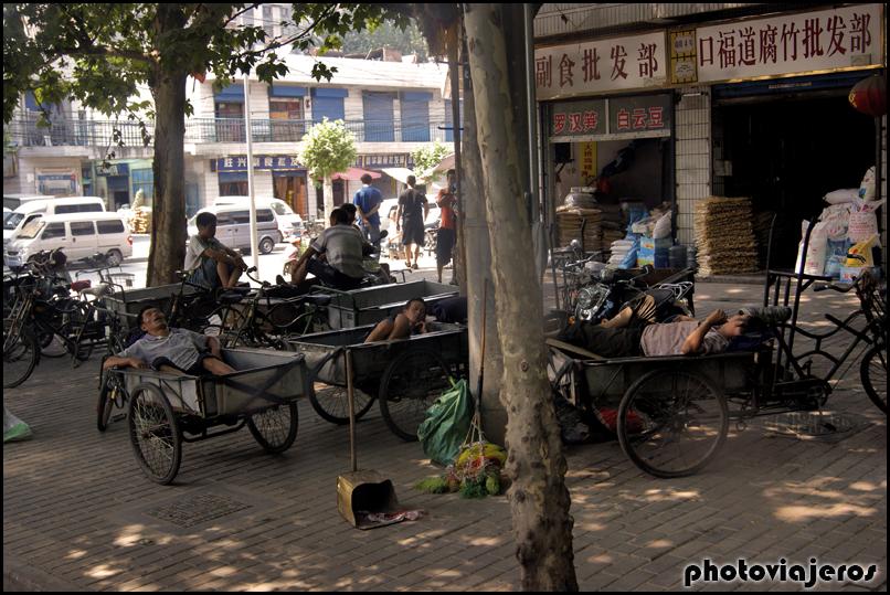 Barrio musulmán de Xi'an