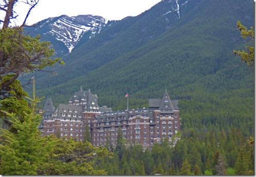 Fairmont Banff Springs Hotel, Banff, AB