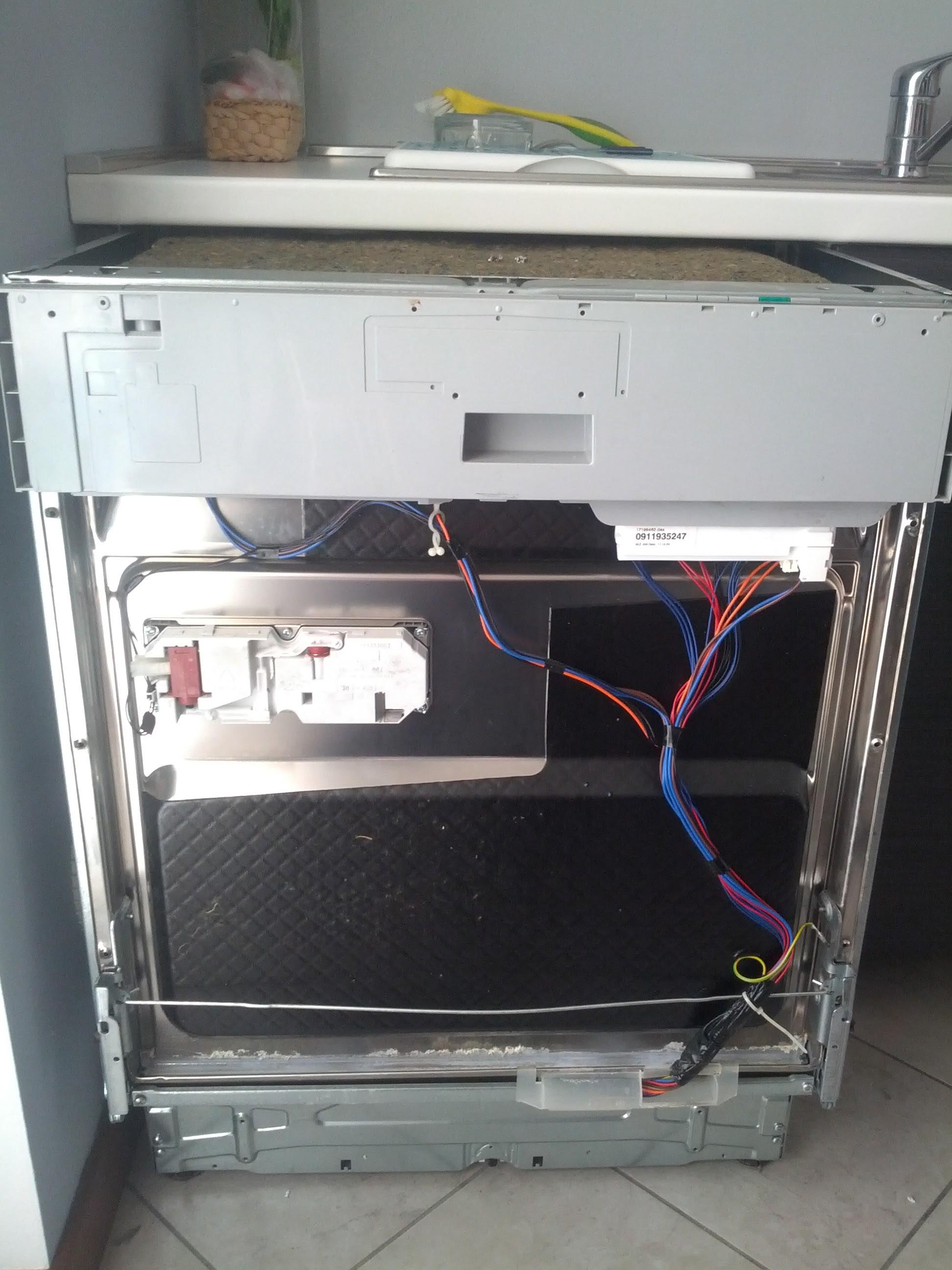 Sostituzione cerniere lavastoviglie Rex tt800 +Assistenza Rex ...