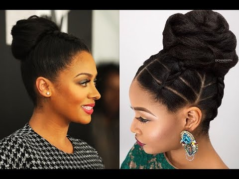 DIVERSE AFRICAN HAIRSTYLE FOR PRETTY LADIES 9
