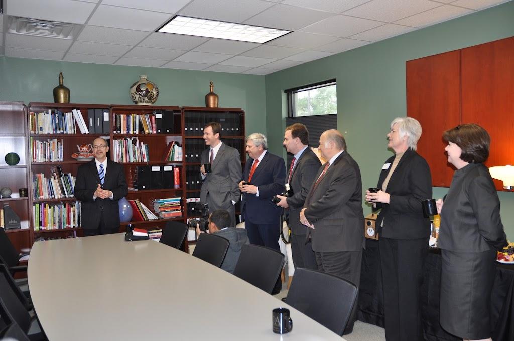 U of A System President Dr. Donald Bobbitt Visit - DSC_0181.JPG