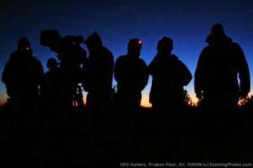 Ufo Hunters On Tikaboo Peak Part I
