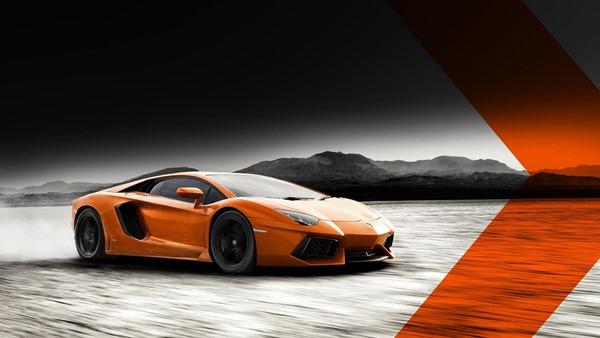 Free-Lamborghini-Aventador-Wallpaper