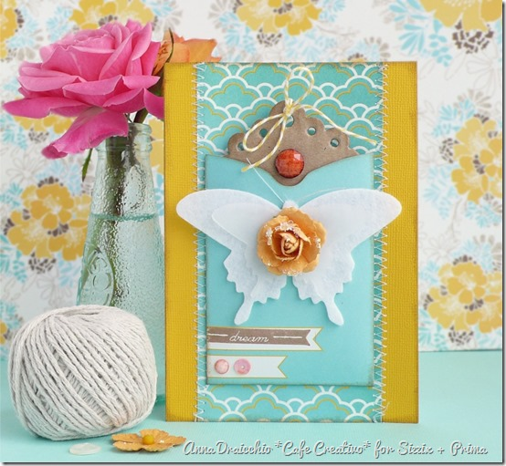 abbellimenti scrap-fiore-carta-card-farfalla-compleanno-sizzix-big shot-birthday-by cafecreativo