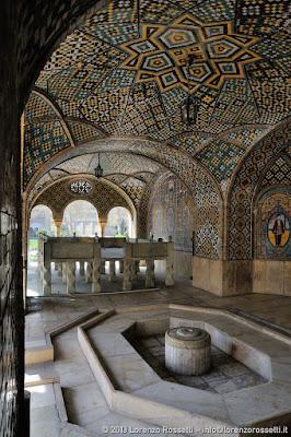 Padiglione di Karim Khan, palazzo del Golestan