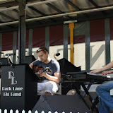 Jazz in the field @Coity 2009